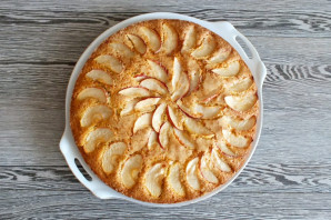 Датский яблочный пирог - фото шаг 9