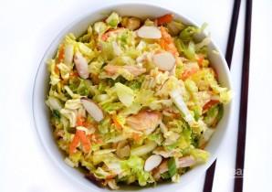 Салат с филе курицы - фото шаг 6
