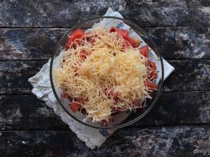 Салат с фасолью и копченой колбасой - фото шаг 5