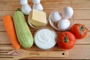 Волшебная овощная запеканка - фото шаг 1