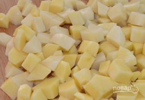 Щавелевый суп на мясном бульоне - фото шаг 2