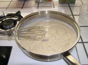 Соус для спагетти с курицей - фото шаг 5