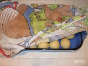 Пышное тесто для пирожков - фото шаг 5