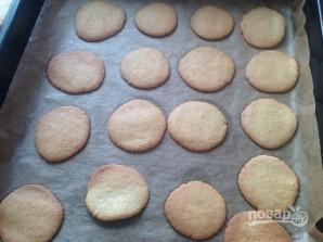 """Тонкое лимонное печенье """"Вкус праздника"""" - фото шаг 9"""