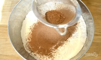 Простые шоколадные пряники - фото шаг 1