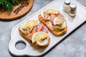 Датские бутерброды - фото шаг 9