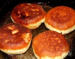 Пончики с яблочной начинкой - фото шаг 7