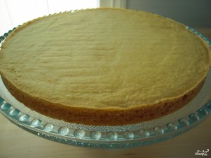 Бостонский торт с кремом - фото шаг 1