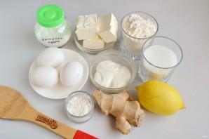 Сливочные имбирные пирожные - фото шаг 1