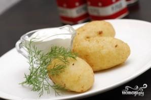 Картофельные зразы с мясом - фото шаг 8