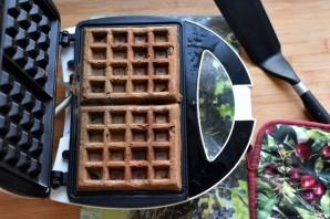 Венские шоколадные вафли - фото шаг 6