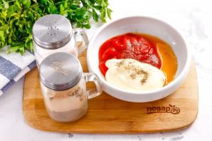 Соус для бургеров как в Макдональдсе - фото шаг 3