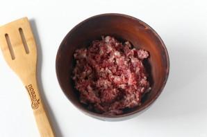 Конвертики с мясом и картошкой - фото шаг 2