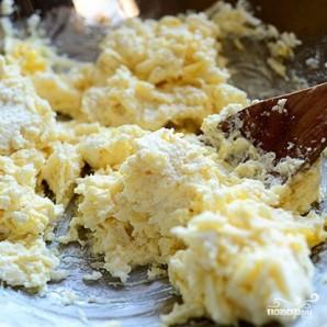 Запеканка с пастой, фаршем и сыром - фото шаг 8