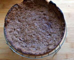 Тарт с черникой, лавандой и кремом из ряженки - фото шаг 6