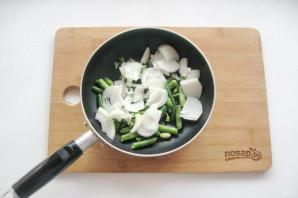 Мясные котлеты с овощами - фото шаг 2
