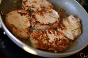 Свинина в горчице с розмарином - фото шаг 4