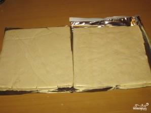Слоеный мясной пирог - фото шаг 2