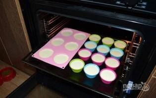 Сырники без муки в духовке - фото шаг 3