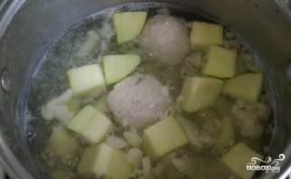 Крем-суп из индейки - фото шаг 4