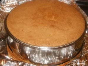 Лимонный бисквитный торт - фото шаг 6