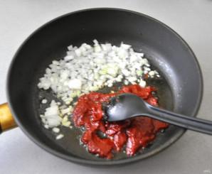 Красный мясной соус - фото шаг 7
