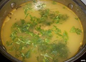 Суп на свиной косточке - фото шаг 4