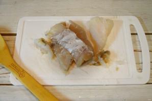 Бутерброды с треской и огурцами - фото шаг 1