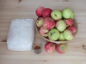 Яблочное повидло с корицей - фото шаг 1