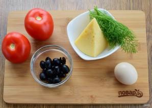 Фаршированные томаты - фото шаг 1