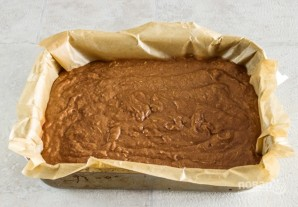 Шоколадный брауни из кабачков - фото шаг 4