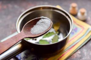 Семга соленая в рассоле - фото шаг 3