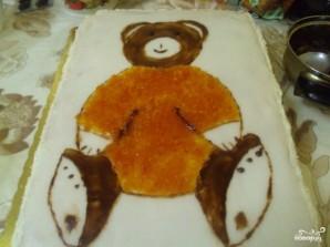 """Торт """"Мишутка"""" - фото шаг 8"""
