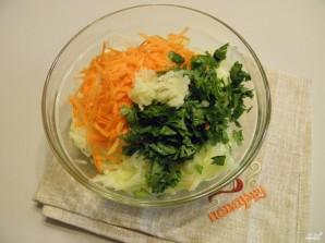 Самые вкусные оладьи из кабачков - фото шаг 3