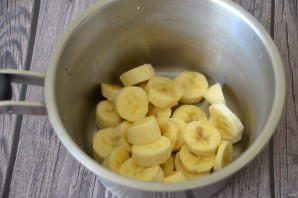 Банановый зефир - фото шаг 2