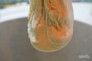 Творожная пасха крем-брюле - фото шаг 2