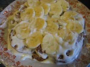 Пряничный торт (рецепт без выпечки) - фото шаг 4