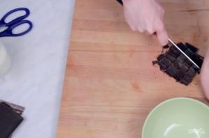 """Холодный """"Горячий шоколад"""" - фото шаг 1"""