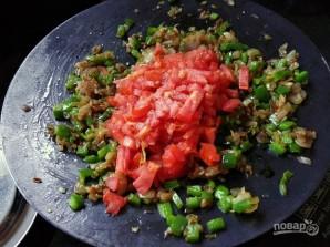 Закусочные булочки с овощами - фото шаг 1