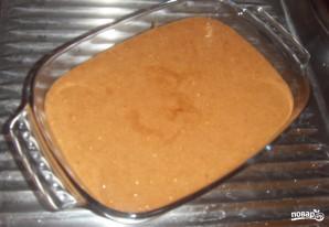 Пирог с шоколадом - фото шаг 5