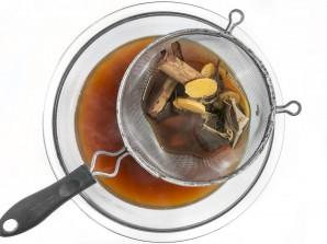 Чай с молоком и специями - фото шаг 3