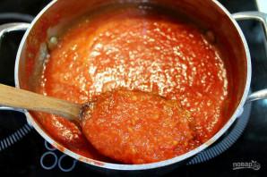 Томатно-яблочный соус на зиму - фото шаг 5