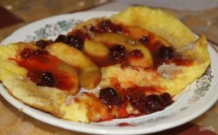Сладкий завтрак из яиц - фото шаг 8
