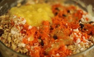 Диетический морковный торт - фото шаг 6