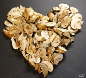 Бефстроганов из говядины с грибами - фото шаг 1