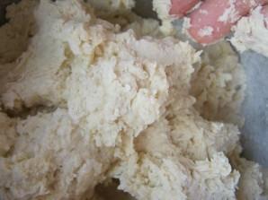 Пирожки на соде - фото шаг 3