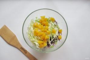 "Салат ""Три капусты"" - фото шаг 5"