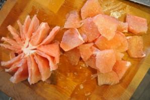Салат с помело - фото шаг 1