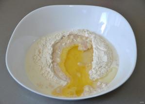 Булочки с творожным сыром - фото шаг 4