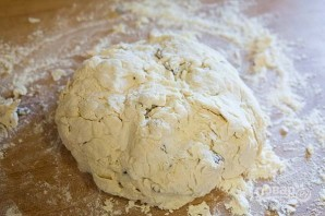 Хлеб с изюмом - фото шаг 3